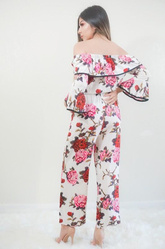 Roses Jumpsuit